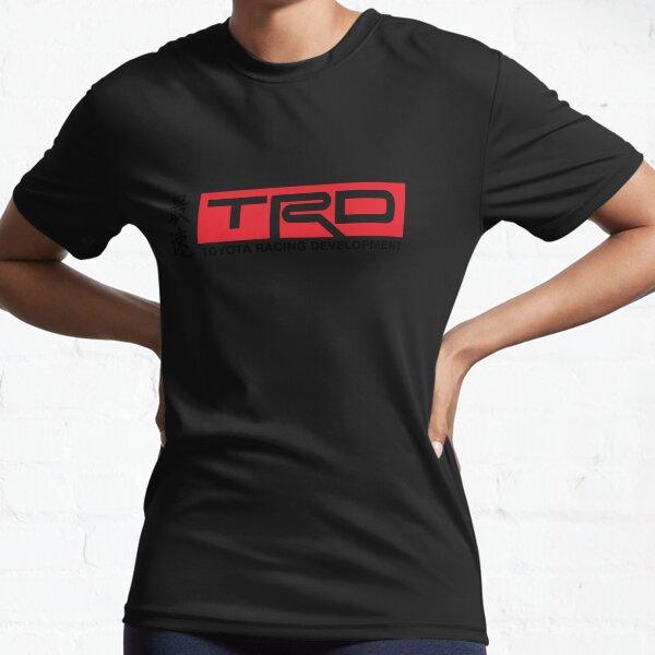 Développements Toyota Racing JDM Classic T-shirt respirant