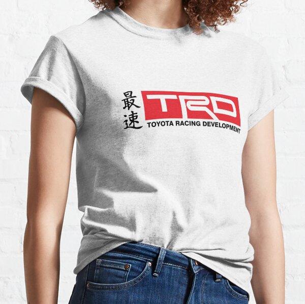 Développements Toyota Racing JDM Classic T-shirt classique