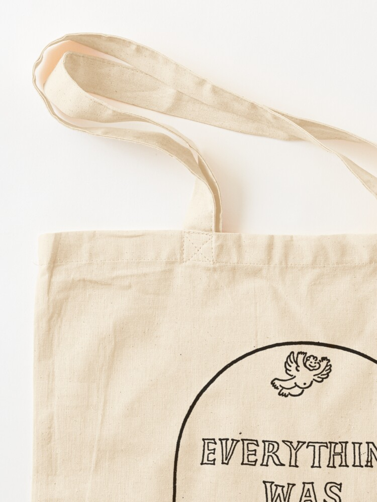 Alternate view of Slaughterhouse Five –Everything Was Beautiful and Nothing Hurt Tote Bag