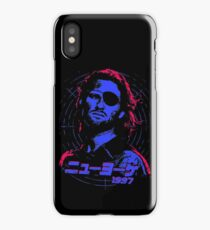 Escape from New York 1997 Japanese iPhone Case/Skin