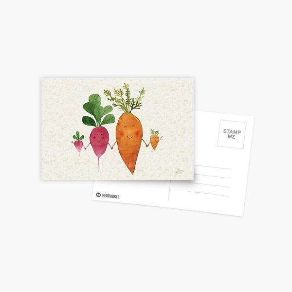 Friends Postcard