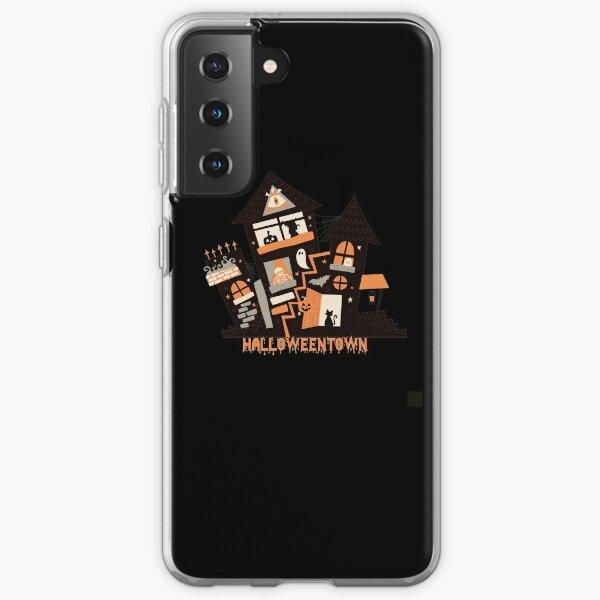 Halloween Town Samsung Galaxy Soft Case