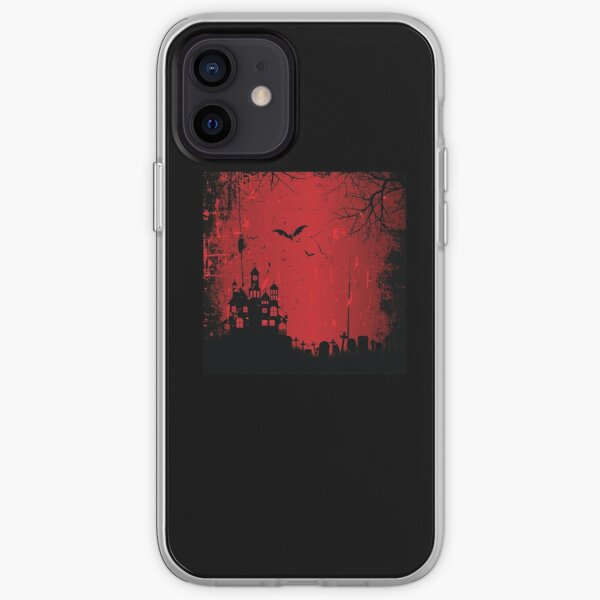 Halloween town iPhone Soft Case
