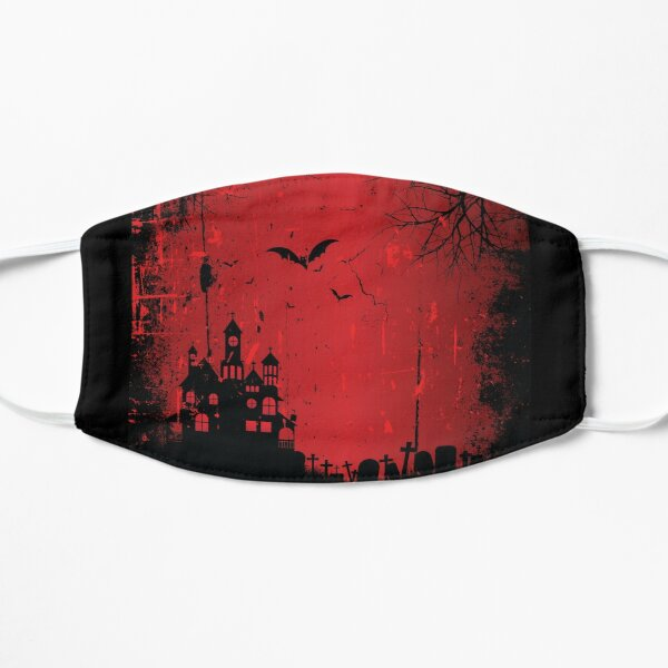 Halloween town Flat Mask