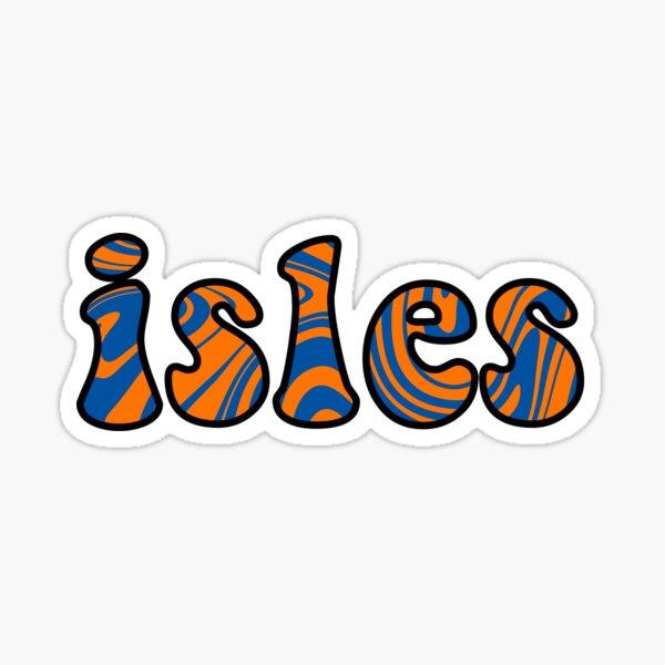 Groovy Islanders Sticker