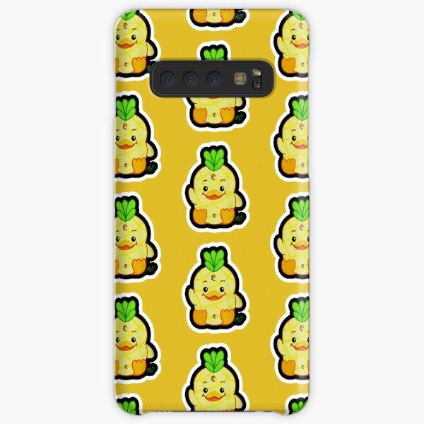 Moriah Elizabeth Georgie Pineapple Duck Samsung Galaxy Snap Case
