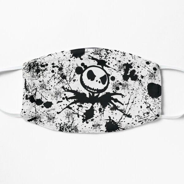 Jack Skellington Mask | Nightmare smiling | Adult Kid Face Flat Mask