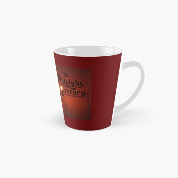 Midnight Library Chandelier Logo! Tall Mug