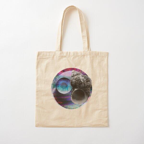Yin & Yang Cotton Tote Bag
