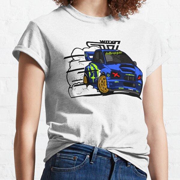 WRX   Rally Legends Classic T-Shirt