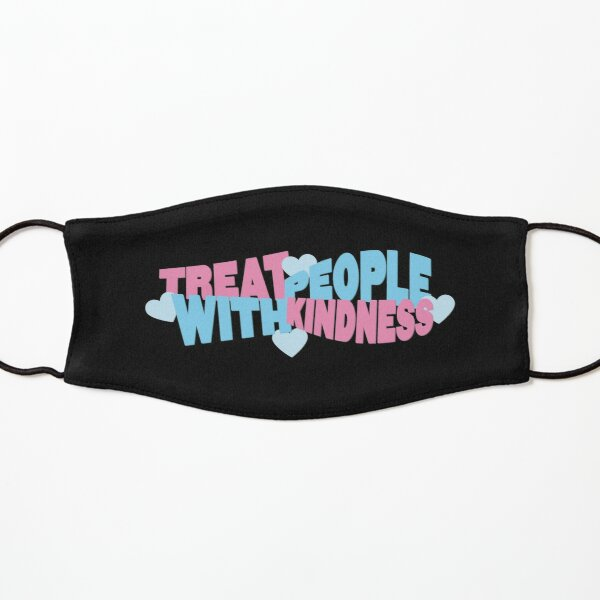pink and blue tpwk Kids Mask