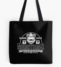 Mushroom Kingdom Munitions Tote Bag