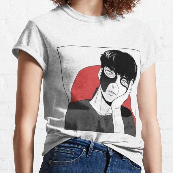 BJ Alex- yaoi cam man Camiseta clásica