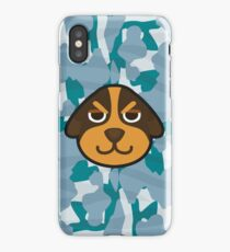 BUTCH ANIMAL CROSSING iPhone Case