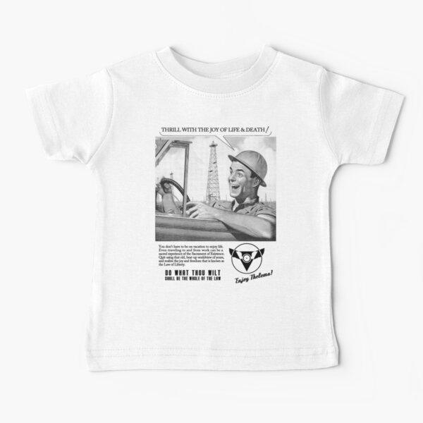 Enjoy Thelema! Baby T-Shirt