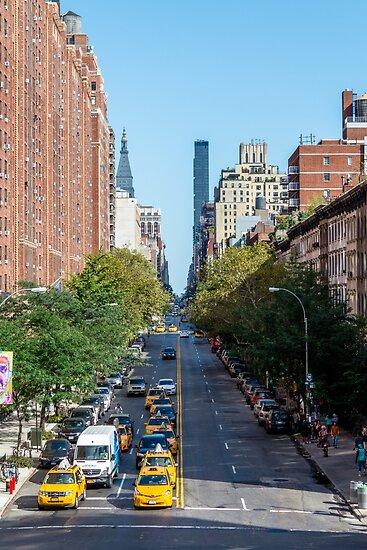 NYC // High Line by Adi M