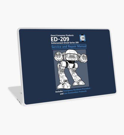 ED-209 Service and Repair Manual Laptop Skin