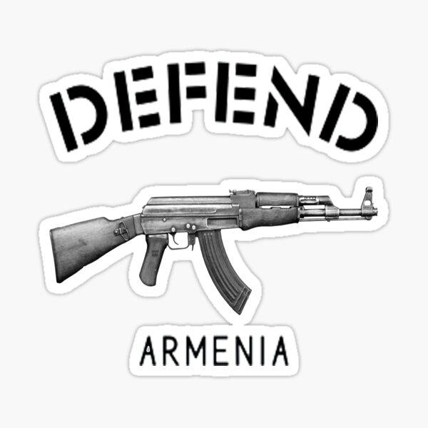 Defend Armenia  Sticker