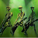 Rock n Roll Dem Bones by MortemVetus