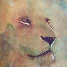 Lion eyes by mikath