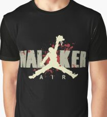 Air Walker - The Walking Dead Graphic T-Shirt