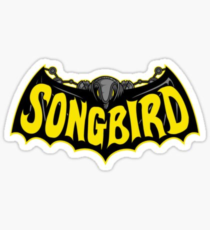 Songbird Sticker