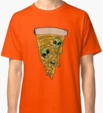 Alien Pizza Classic T-Shirt