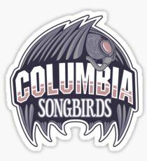 Columbia Songbirds Sticker