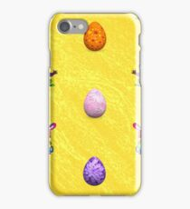 Easter Eggs and Bunnies iPhone Case/Skin