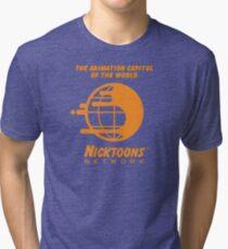 Nicktoons Network Tri-blend T-Shirt