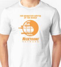 Nicktoons Network Unisex T-Shirt