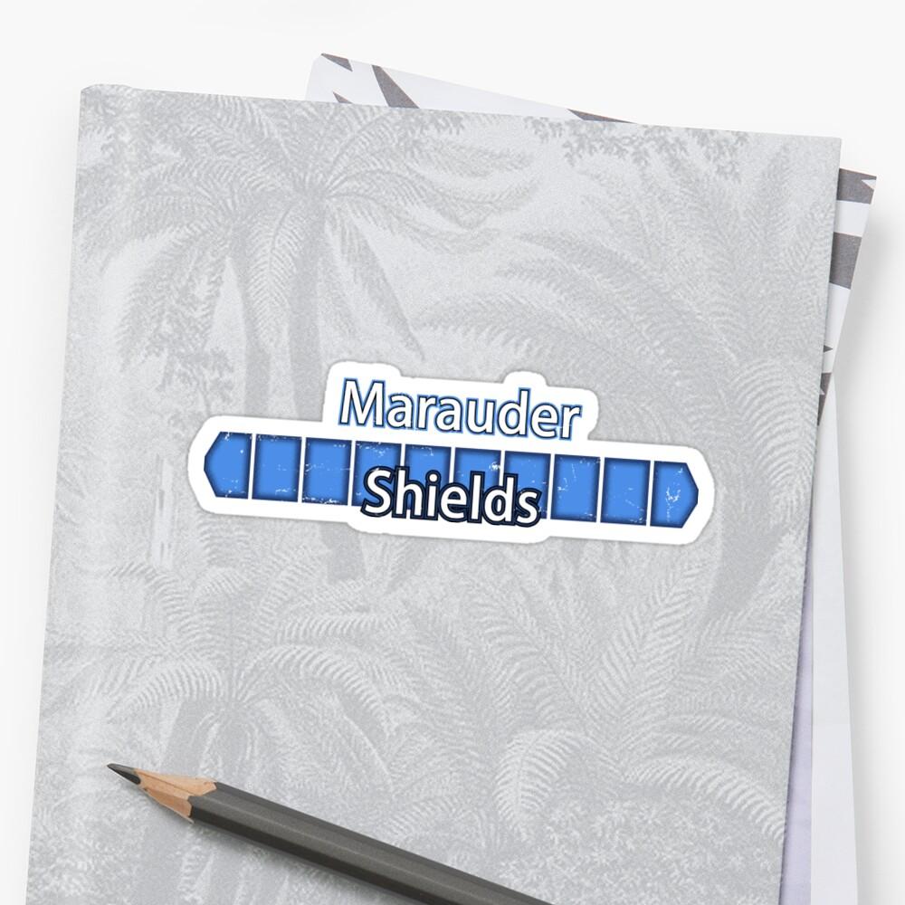 Marauder Shields by Adho1982