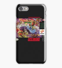 Turtles In Time iPhone Case/Skin