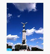 George-Étienne Cartier Monument Photographic Print