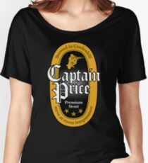 Captain Price Premium Stout Women's Relaxed Fit T-Shirt