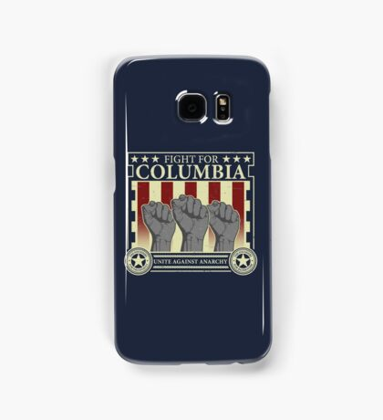 Fight for Columbia Samsung Galaxy Case/Skin