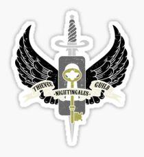 Nightingales Sticker