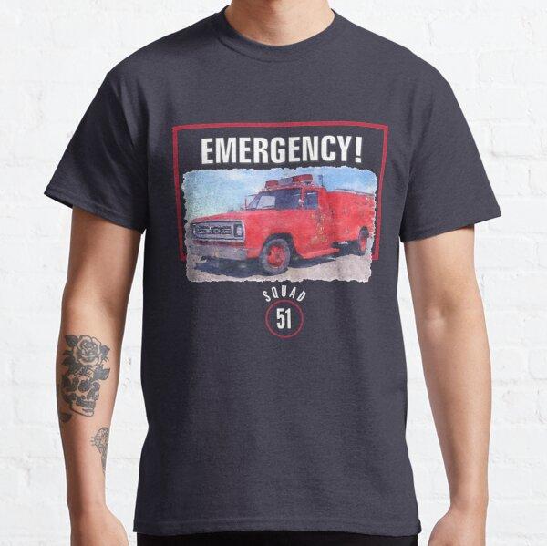 Emergency Squad 51 Truck Classic T-Shirt