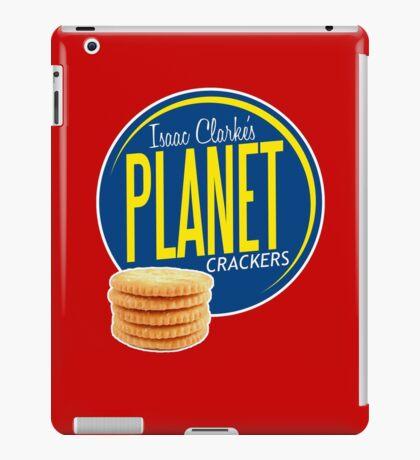 Isaac Clarke's Planet Crackers iPad Case/Skin