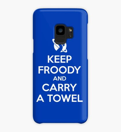 Keep Froody and Carry a Towel Case/Skin for Samsung Galaxy