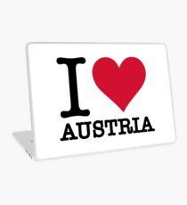 I love Austria Laptop Skin