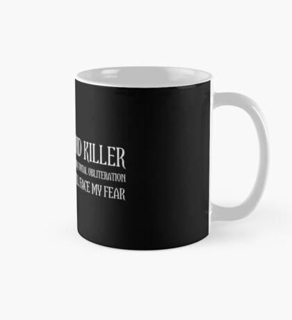 The Litany Against Fear Mug