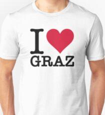 I Love Graz T-Shirt