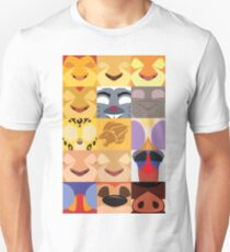 Lion Guard Minimalist  Unisex T-Shirt