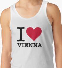I Love Vienna Tank Top