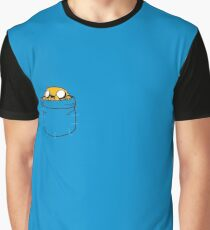 Jake Pocket Graphic T-Shirt