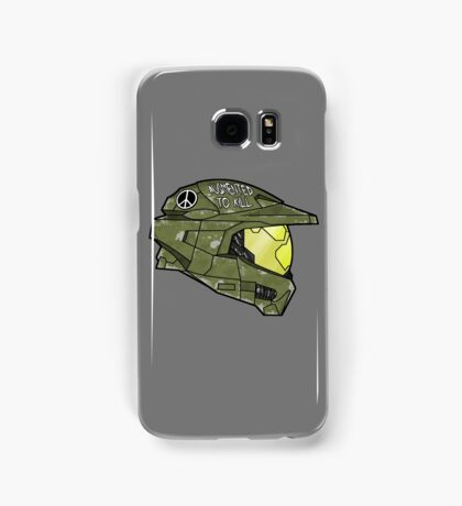 Augmented to Kill Samsung Galaxy Case/Skin