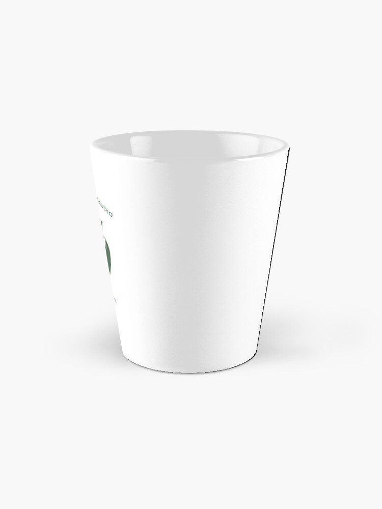 Alternate view of Vigilo Operior Audio Mug