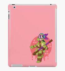NERD TURTLE iPad Case/Skin