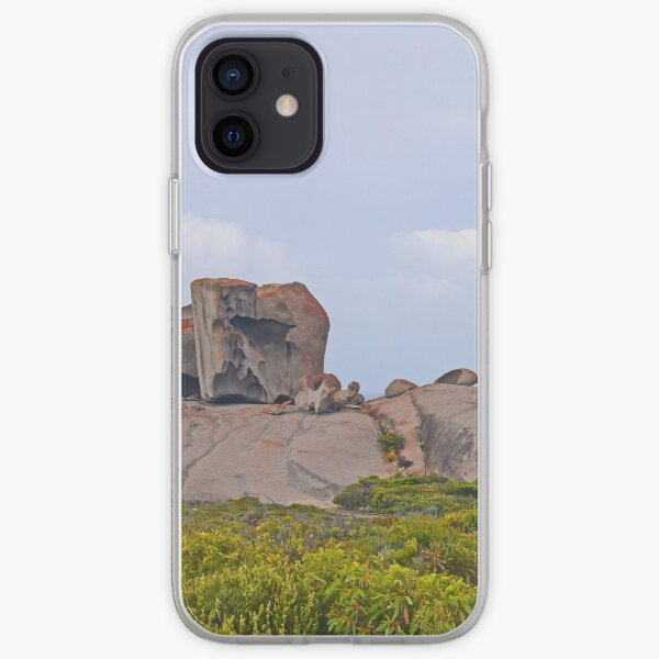 The Remarkables, South Australia iPhone Soft Case